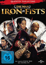 Cover: The Man with the Iron Fists