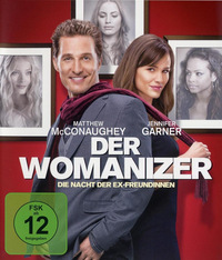 DVD Der Womanizer  (Blu-ray) online leihen