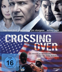 DVD Crossing Over  (Blu-ray) online leihen