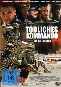 DVD Tödliches Kommando - The Hurt Locker  (DVD) online leihen