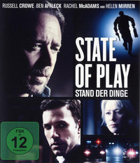 DVD State of Play - Stand der Dinge  (Blu-ray) online leihen