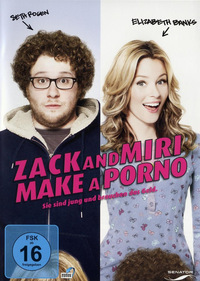 DVD Zack and Miri make a Porno  (DVD) online leihen