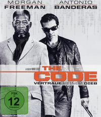DVD The Code  (Blu-ray) online leihen
