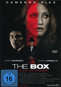 DVD The Box  (DVD) online leihen