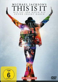 DVD Michael Jackson´s This Is It  (DVD) online leihen