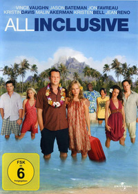 DVD All Inclusive  (DVD) online leihen