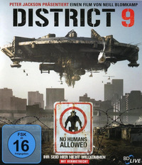 DVD District 9  (Blu-ray) online leihen