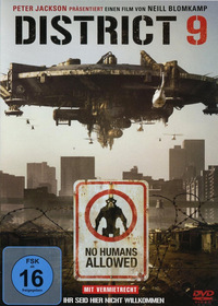 DVD District 9  (DVD) online leihen