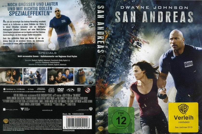 Watch San Andreas (2015) Full Movie Free- domoviesonline