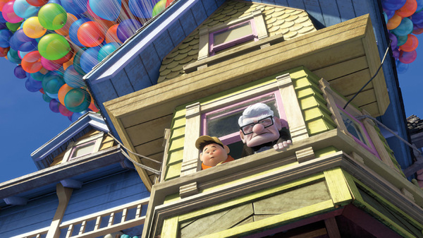 Disney/Pixars 'Oben' © Walt Disney Studios
