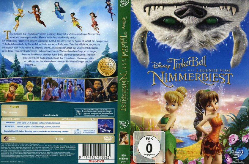 Download tinkerbell and the legend of the neverbeast