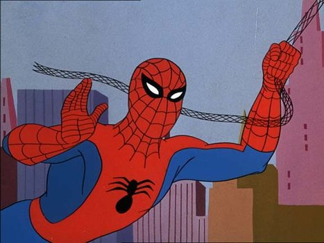 Original Spider-Man - Staffel 1