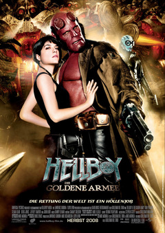 Kinoposter Herbst 2008: 'Hellboy 2' © Universal Pictures