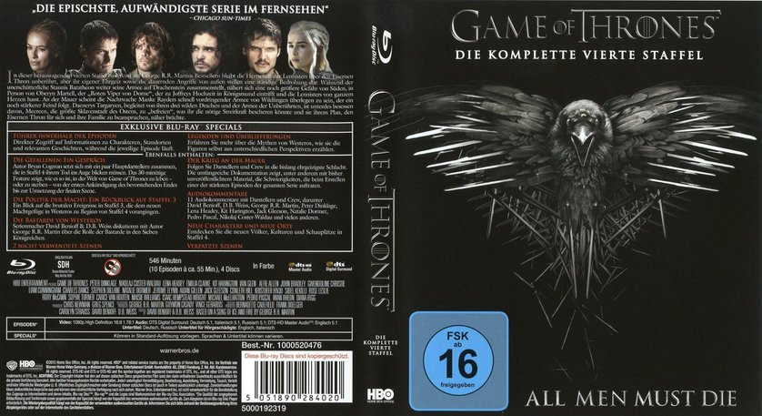 game of thrones 1 staffel deutsch