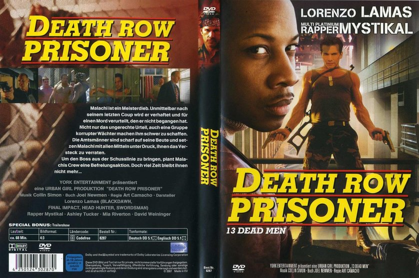 death row essay
