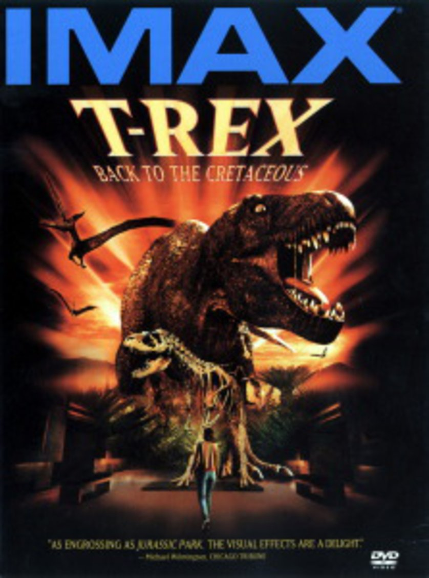 Т-рекс исчезновение динозавров 1998 t-rex back to