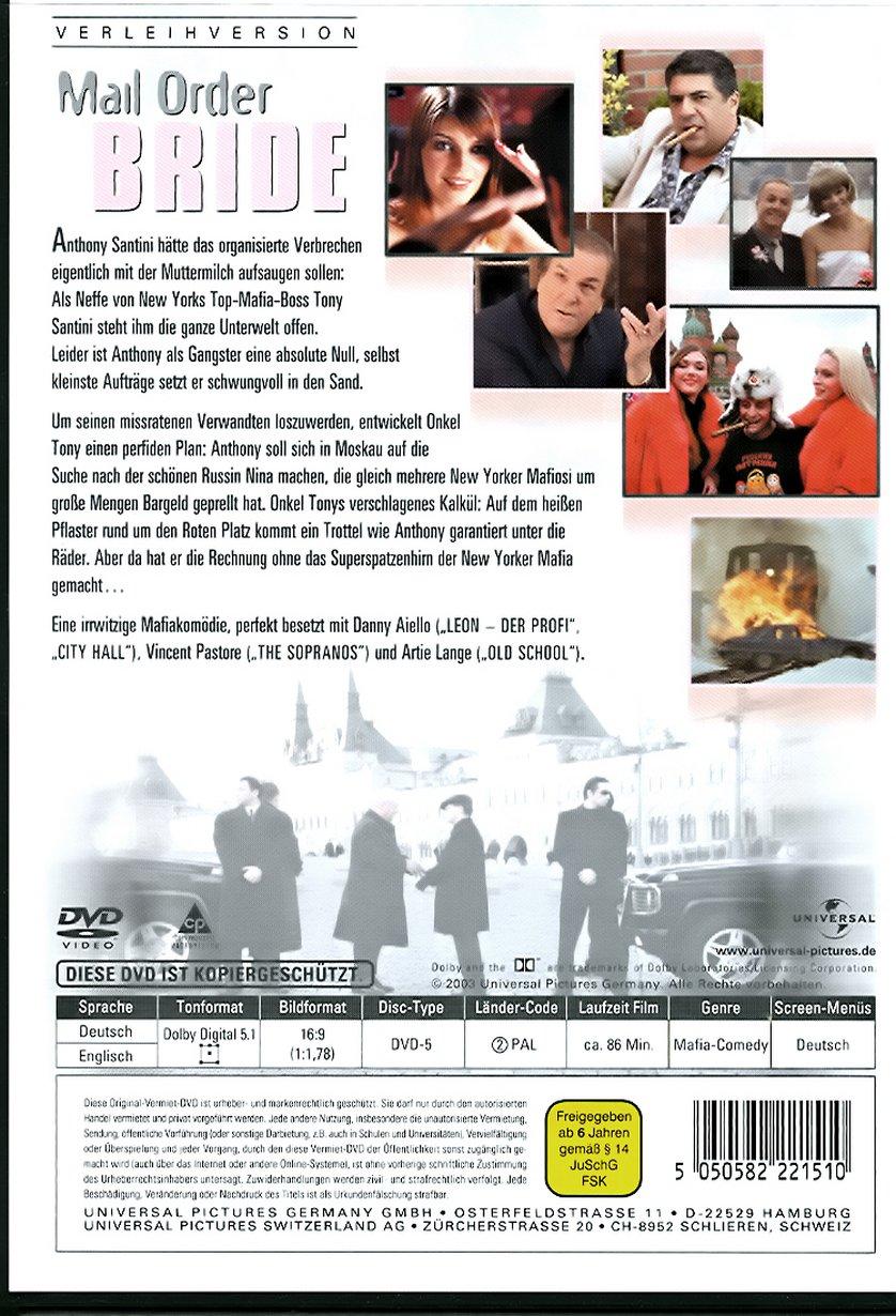 Mail Order Bride Dvd Mail - Women Fatties Sex