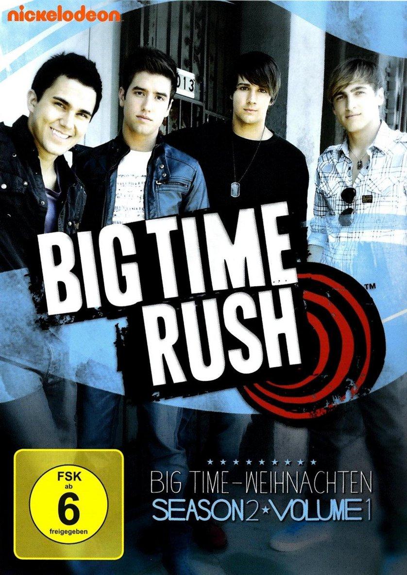 Сериал Вперед к успеху 4 сезон (Big Time Rush