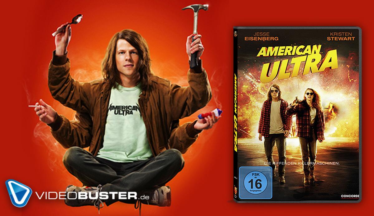 American Ultra: Ein Joint für alle Fälle: American Ultra