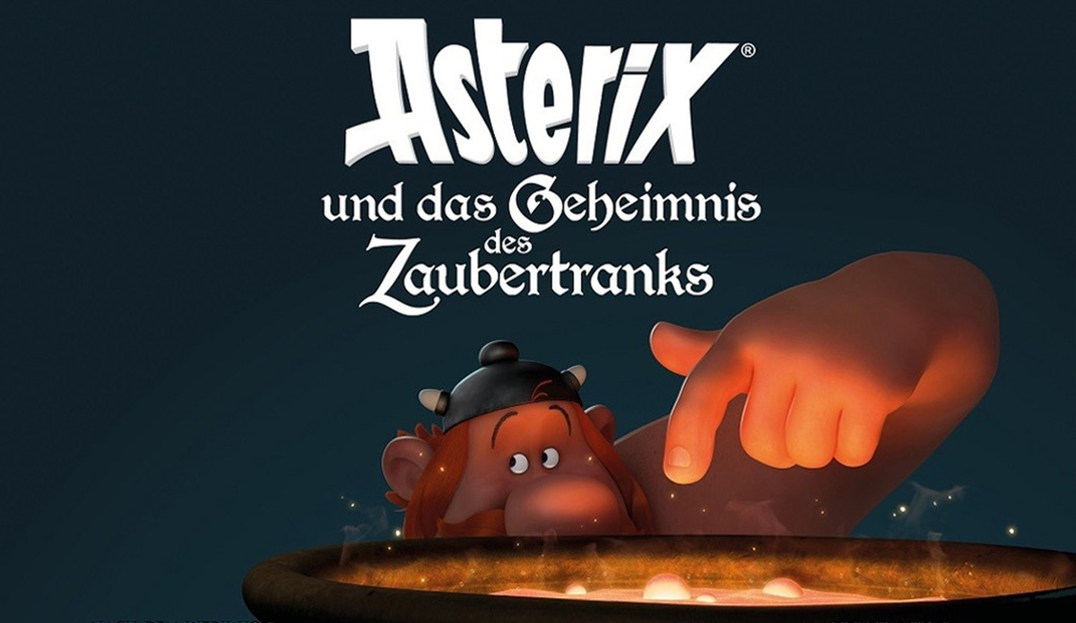Das Geheimnis des Zaubertranks: Asterix und das Geheimnis des Zaubertranks