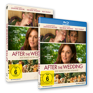 After The Wedding - DVD, Blu-ray und digital