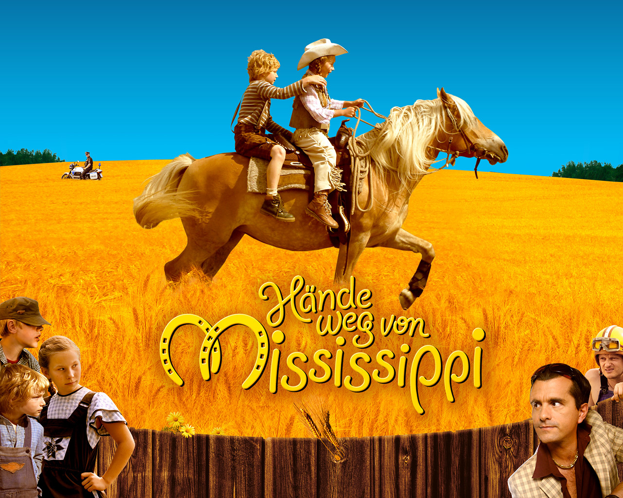 Hände Weg Von Mississippi Drehort