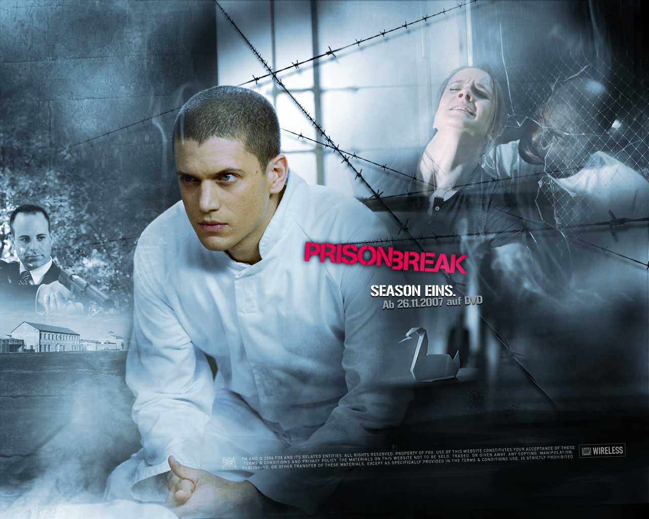 Prison Break Staffel 5 Download
