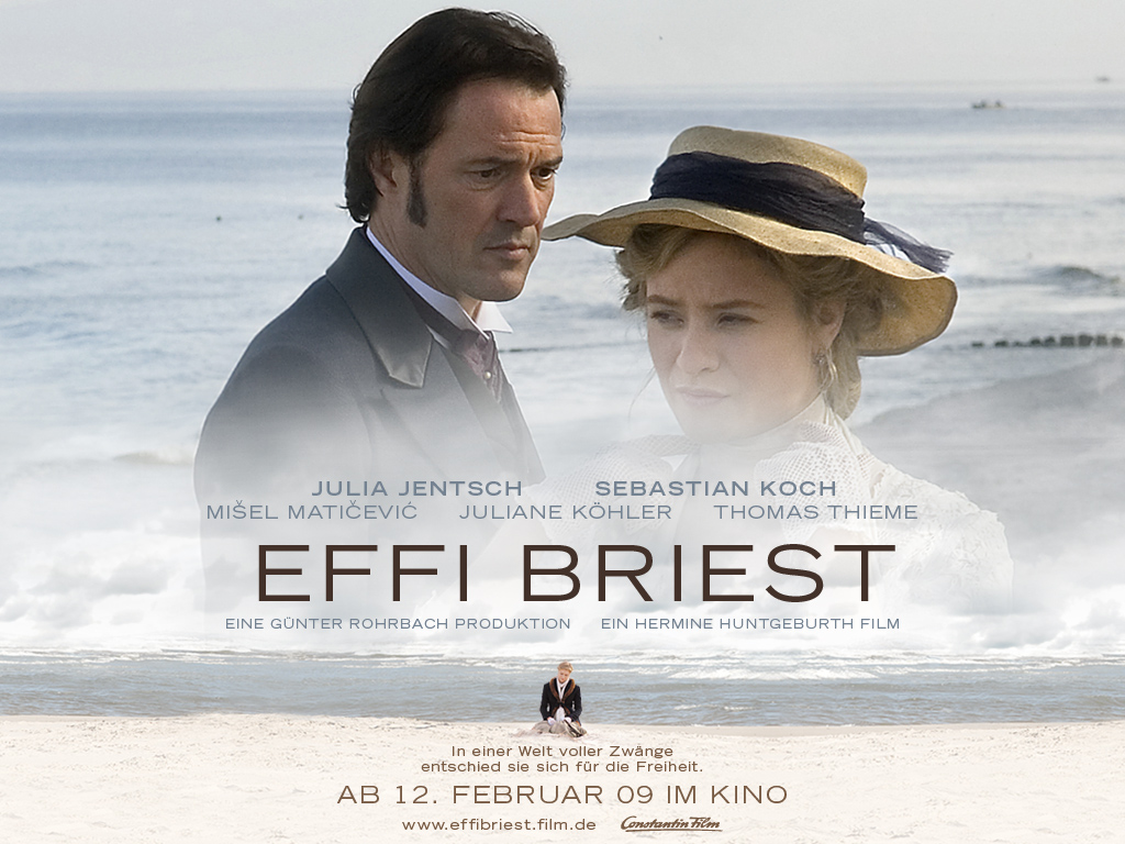 effi briest The unhappiest young woman in teuton literature is resuscitated again onscreen in effi briest.