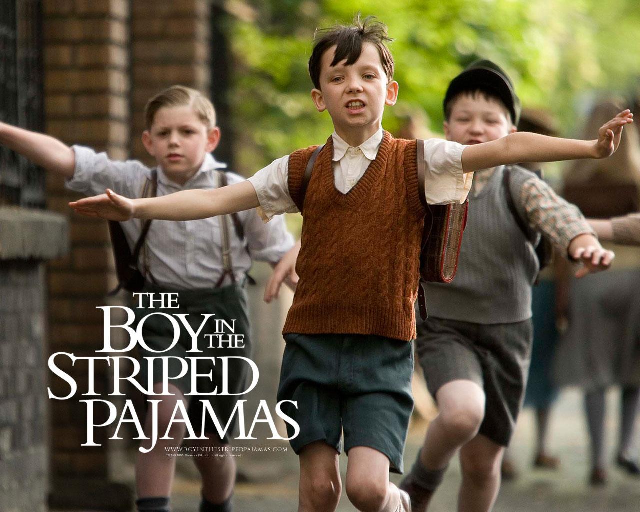 Stream Der Junge im gestreiften Pyjama.