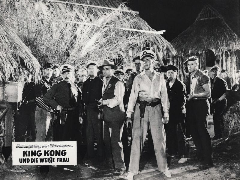 king kong und die weiГџe frau