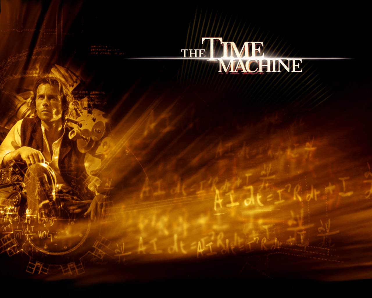 how to build a time machine movie