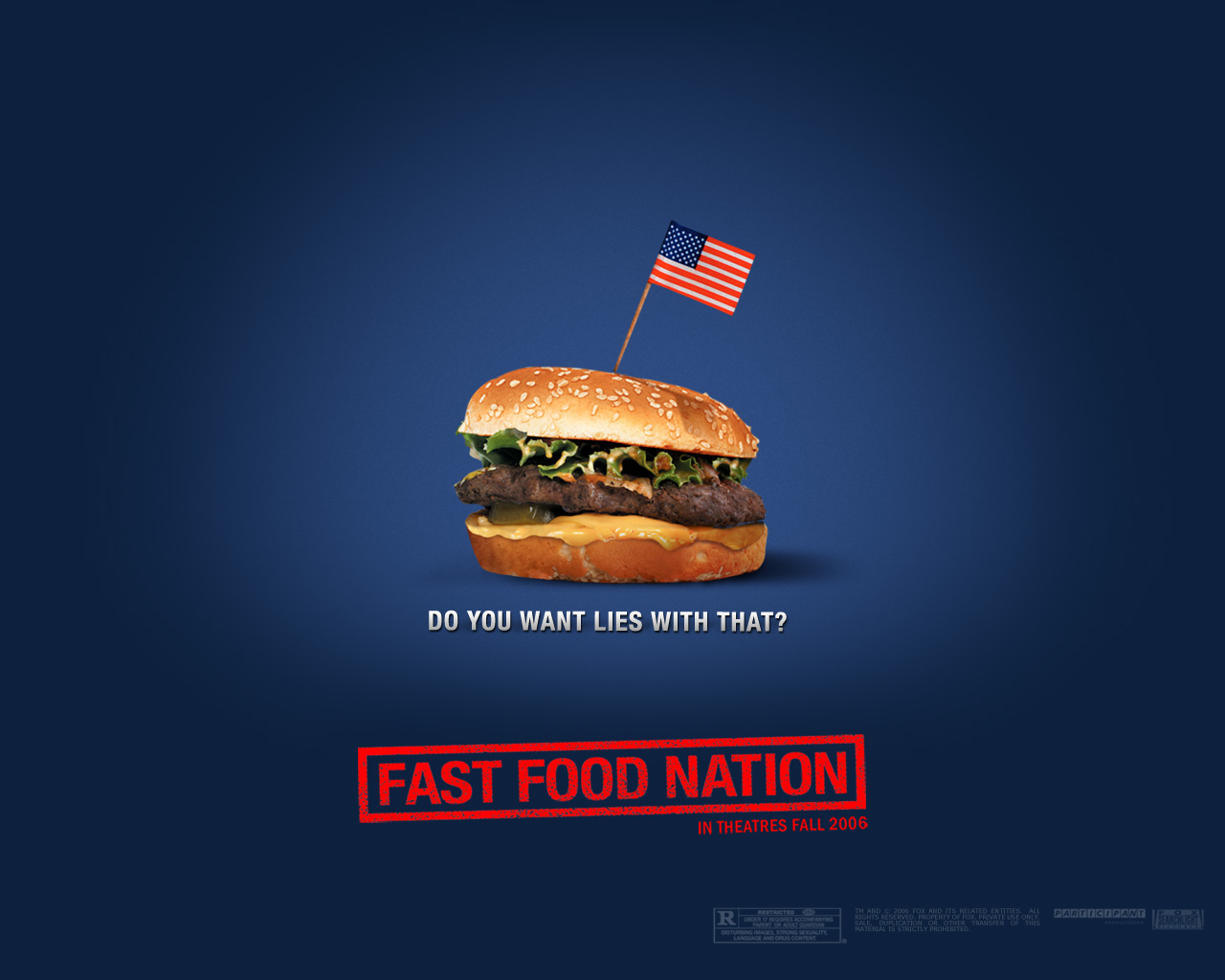 fast food nation paper Fast food nation term papers, essays and research papers available.
