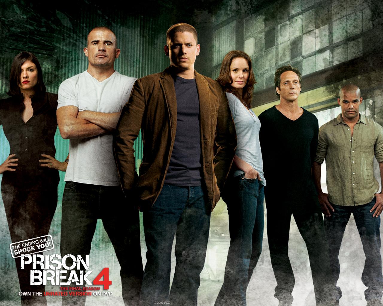 Staffel 4 Prison Break