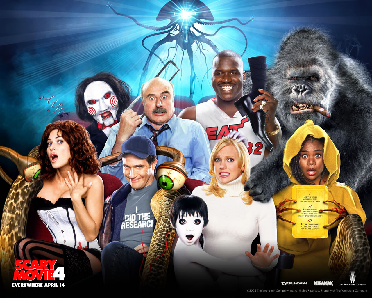 Scary movie 4 dvd oder blu ray leihen - Scary movie 5 wallpaper ...