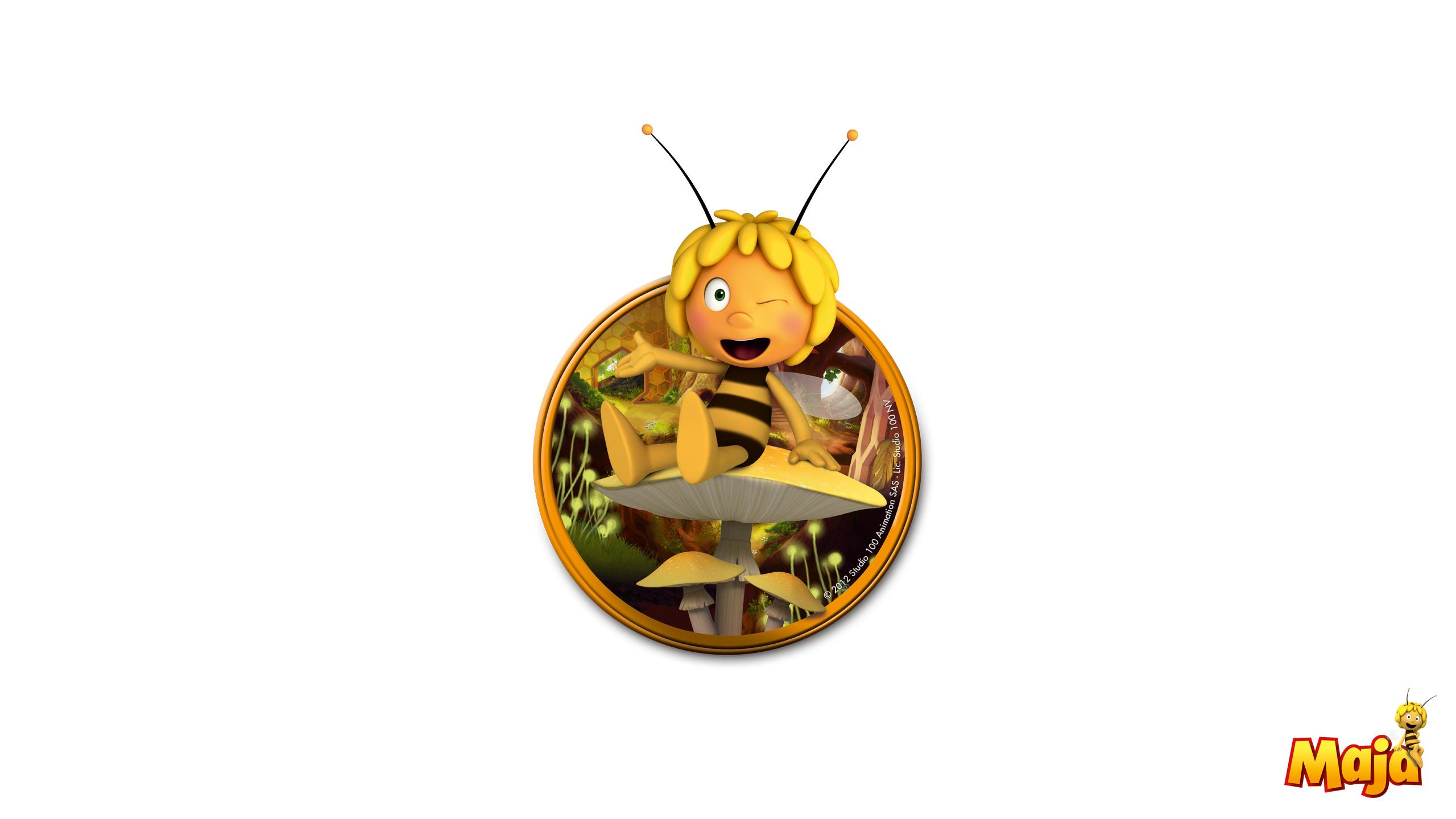 Kindertapeten Biene Maja : Die Biene Maja: DVD oder Blu ray leihen VIDEOBUSTER.de