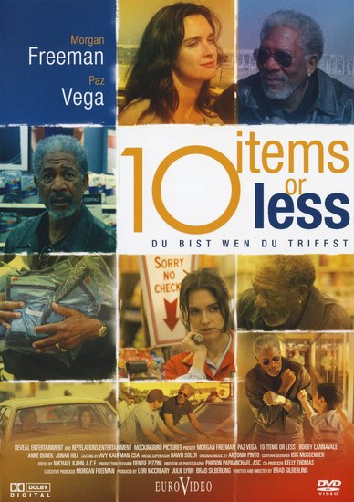 10 Items or less (Cover) (c)Video Buster