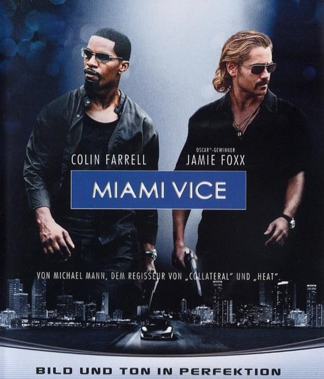 Miami Vice (Cover) (c)Video Buster