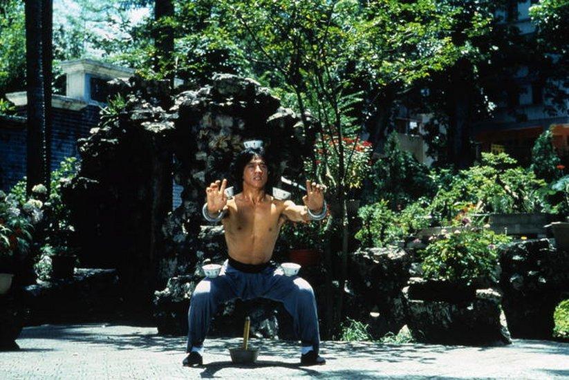 IHN Knochenbrecher Drunken Master DVD Jackie Chan NEU AMP OVP