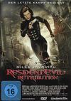 Film Resident Evil 5 - Retribution - 3D Stream