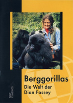 National Geographic - Berggorillas