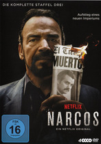 Narcos - Staffel 3