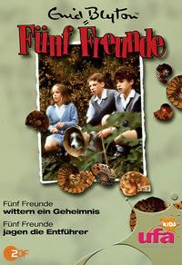Fünf Freunde 06 - Fünf Freunde wittern ein Geheimnis / jagen die Entführer