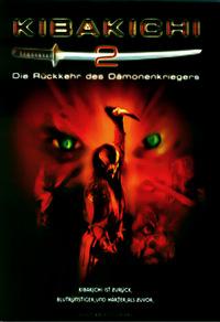 Kibakichi 2: Die Rückkehr des Dämonenkriegers - Werewolf Warrior 2: Die Rückkehr