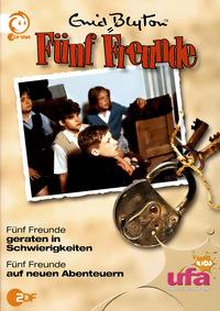 Fünf Freunde 11 - Fünf Freunde geraten in Schwierigkeiten / auf neuen Abenteuern