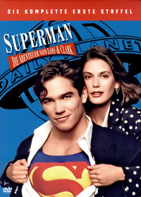 Superman - Die Abenteuer von Lois & Clark - Staffel 1