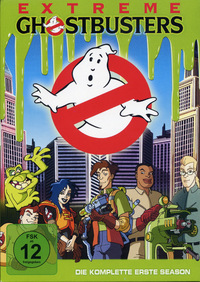 Extreme Ghostbusters - Staffel 1
