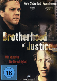 Brotherhood of Justice - Young Streetfighters