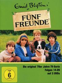 Fünf Freunde - Box 2