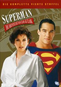 Superman - Die Abenteuer von Lois & Clark - Staffel 4