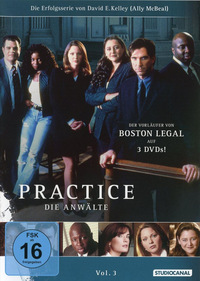 Practice - Staffel 1 & 2 - Volume 3